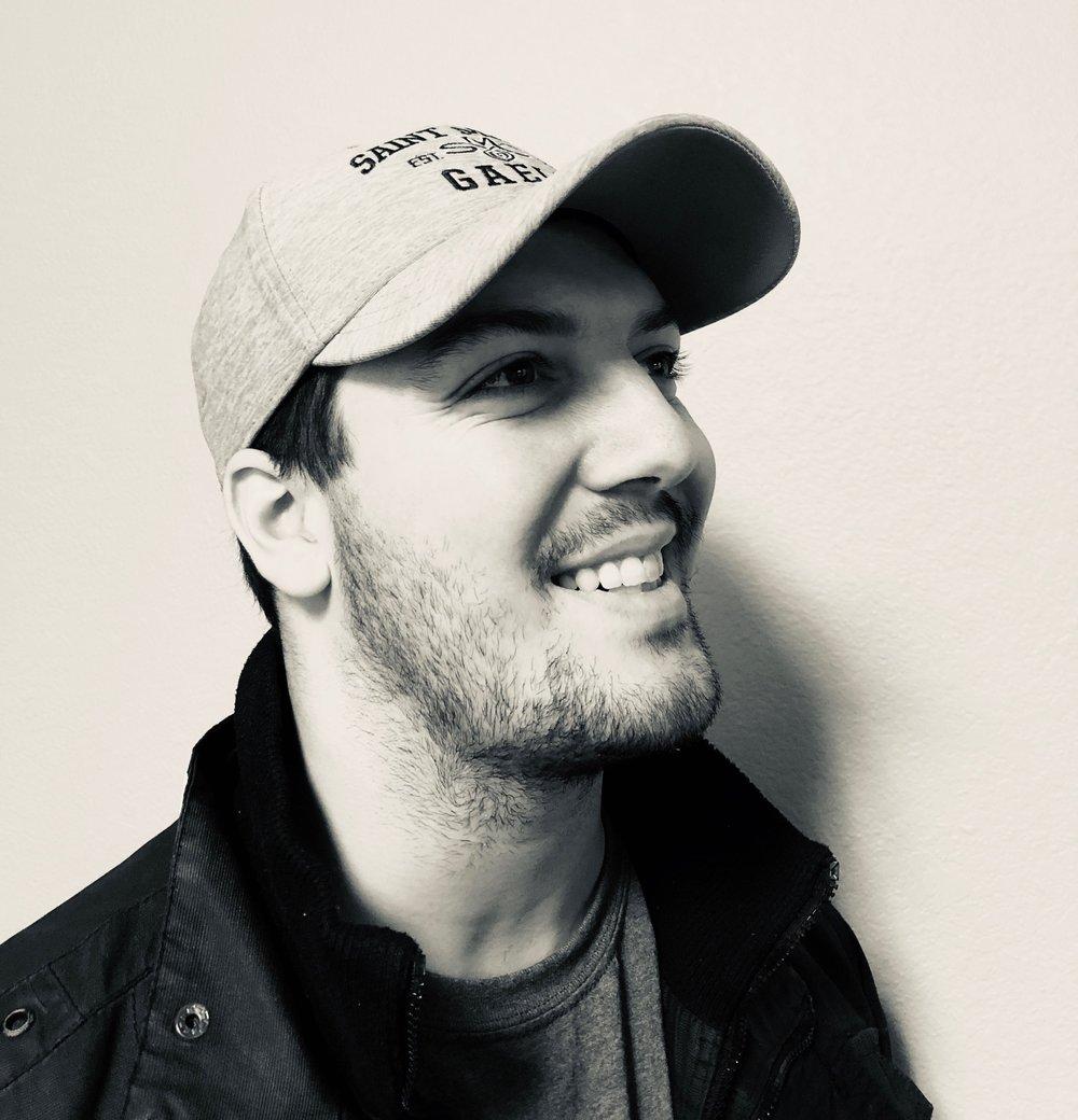 J. Ryan McCarron - Owner of McCaron Graphics