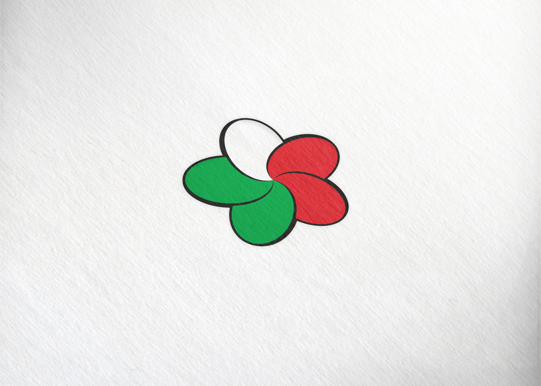 Frangipani Flowers & Gifts:  Icon Logo
