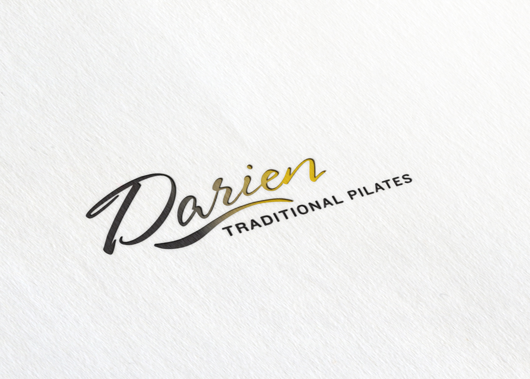 Darien Traditional Pilates:  Company Brand Design