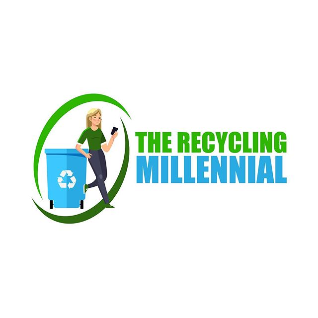 Full logo design for @therecyclingmillennial ♻️ check her page out to learn how to live a green lifestyle! • 👉 Available for commission work • 📧 ryan@mccarrongraphics.com • • • • #mccarrongraphics #logo #logos #logodesigns #logodesigner #logoideas #logoconcept #logoinspire #logomaker #logobrand #logodaily #logopedia #logotype #logonew #designlogo #visualidentity #logoawesome #identitydesign #brandingdesign #logoinspirations #startup #creativeagency #logodesigners #graphicdesigner #freelance #freelancer #logoworlddesigners #logodesignersclub #logobloom #logolearn