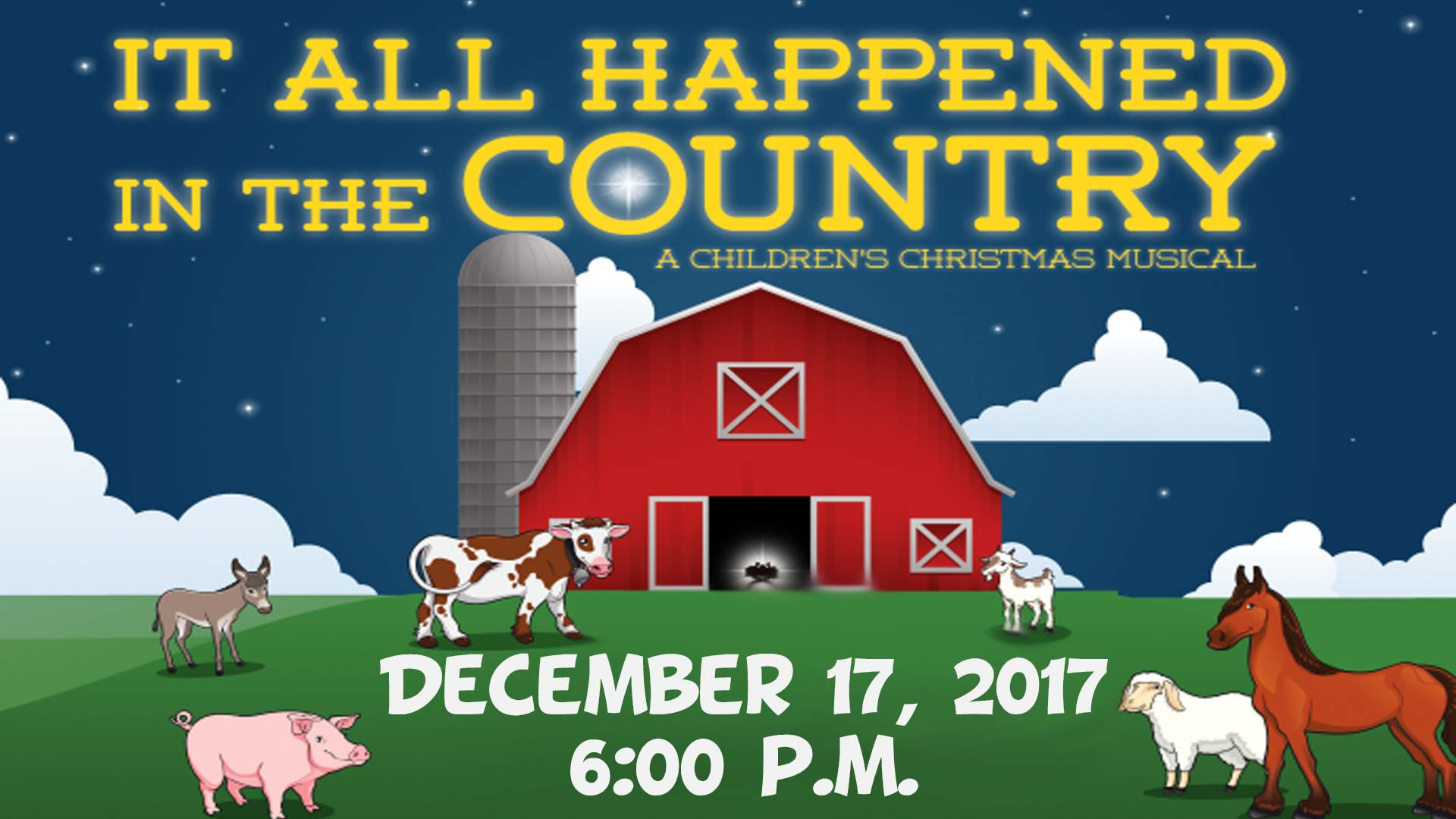 It All Happened In The Country