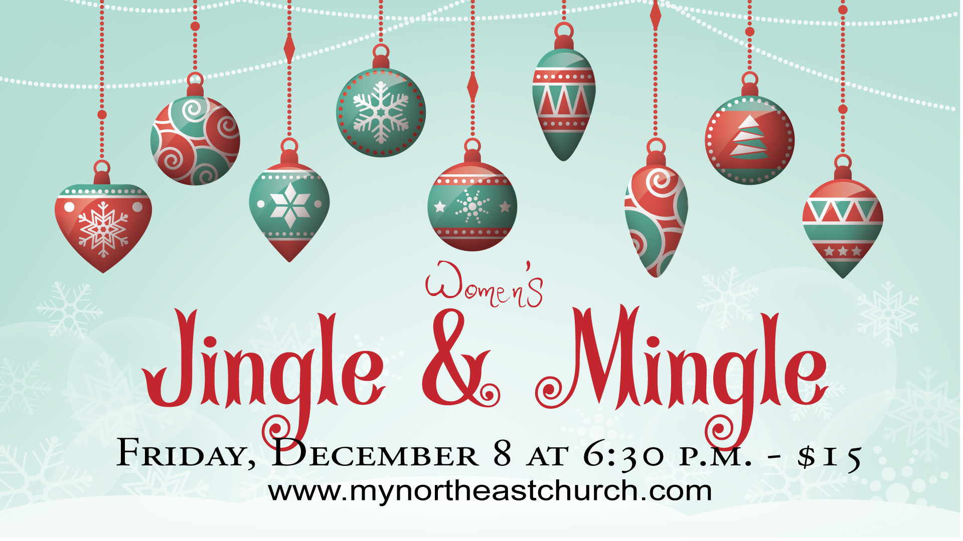 Women's Jingle & Mingle