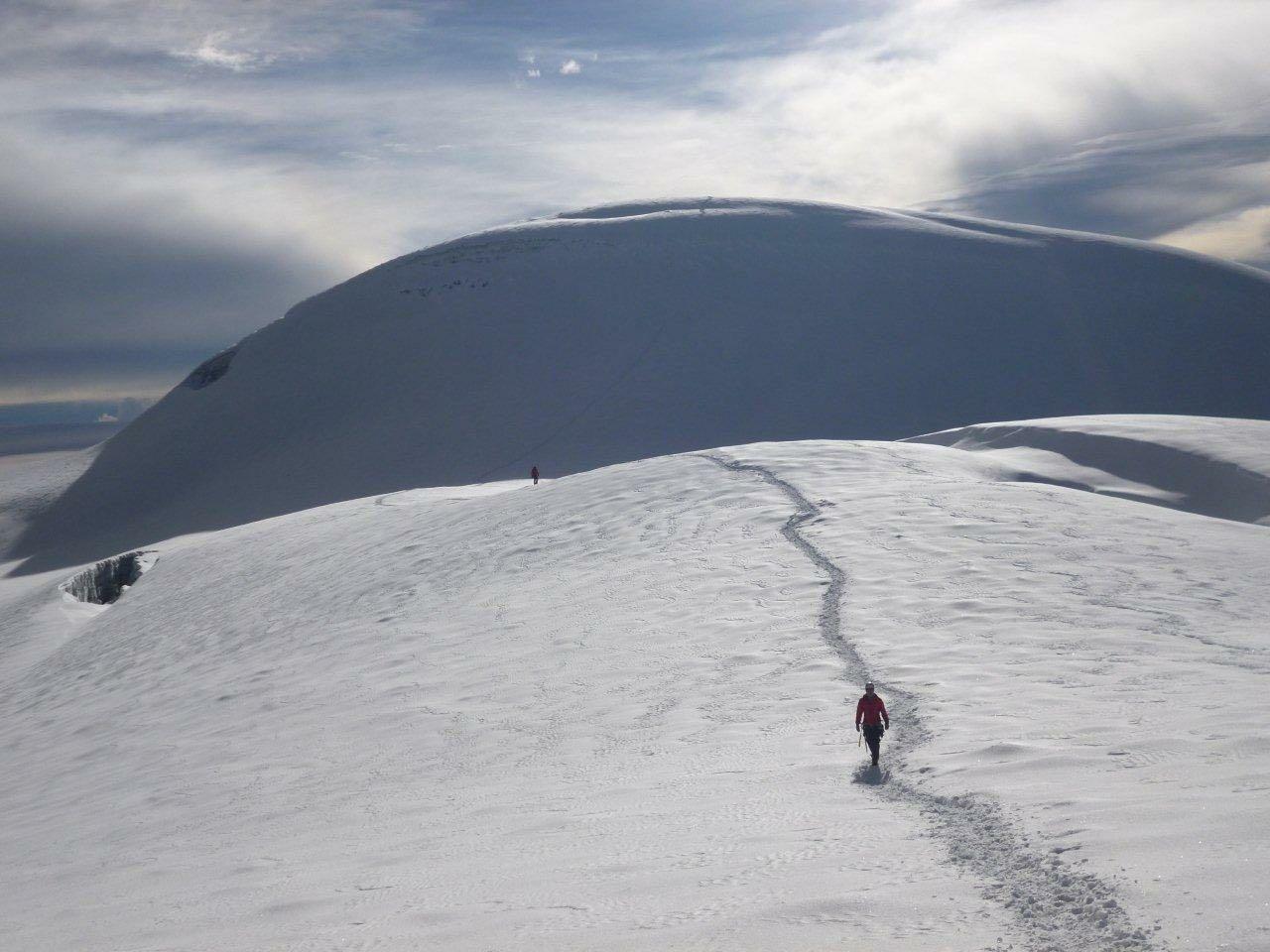 Andes Mountains Ecuador - Hiking