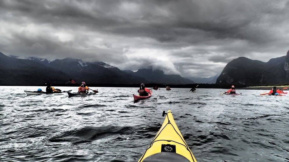 SEAKAYAK, RAFTING & PACKRAFTING - Paddle, navigate, read the ocean or a river learn all the necessary skills to grab a kayak or a raft and explore the water.