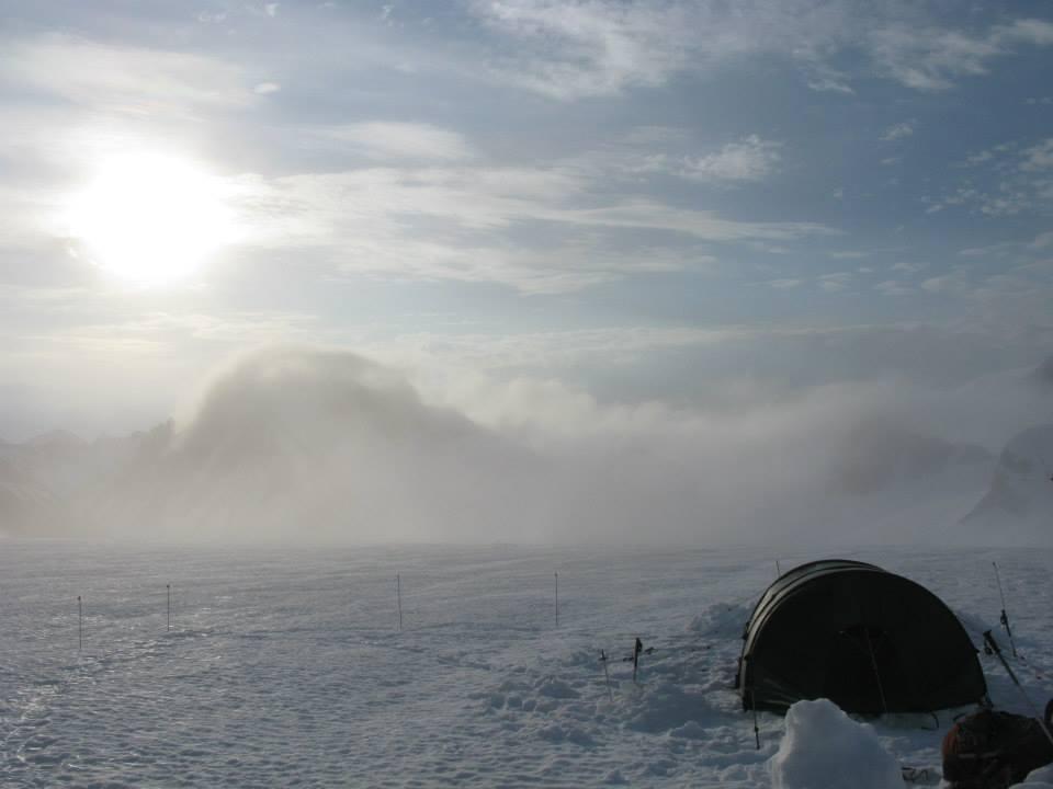 hiking view