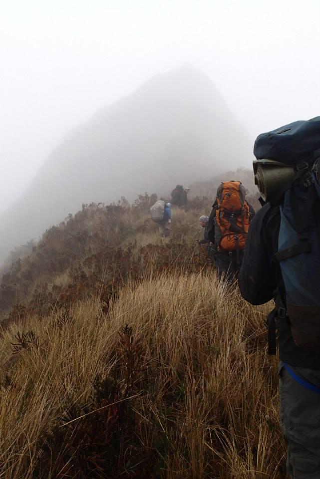 ecuadorian paramo hike