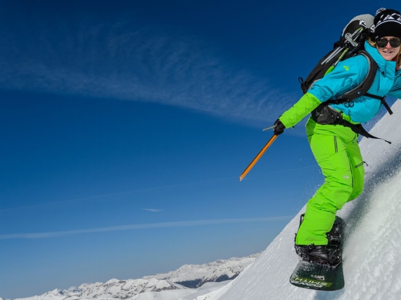 Q&A with Jordie Karlinski: Aspen Hometown Hero and Snowboarder Extraordinaire -