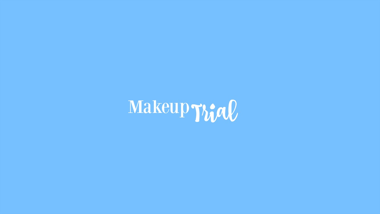 Makeup Trial. - Your wedding day is your day to sit back and relax! Let us help you do that by pampering you, and by enhancing your beauty.Our makeup trials are only $50! Come in, or call today to book your appointment. We cannot wait to meet you!