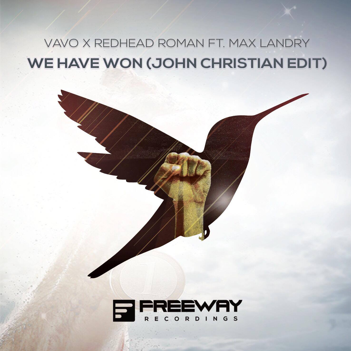 """Download/Stream """"We Have Won (John Christian Edit)""""by clicking   HERE !"""