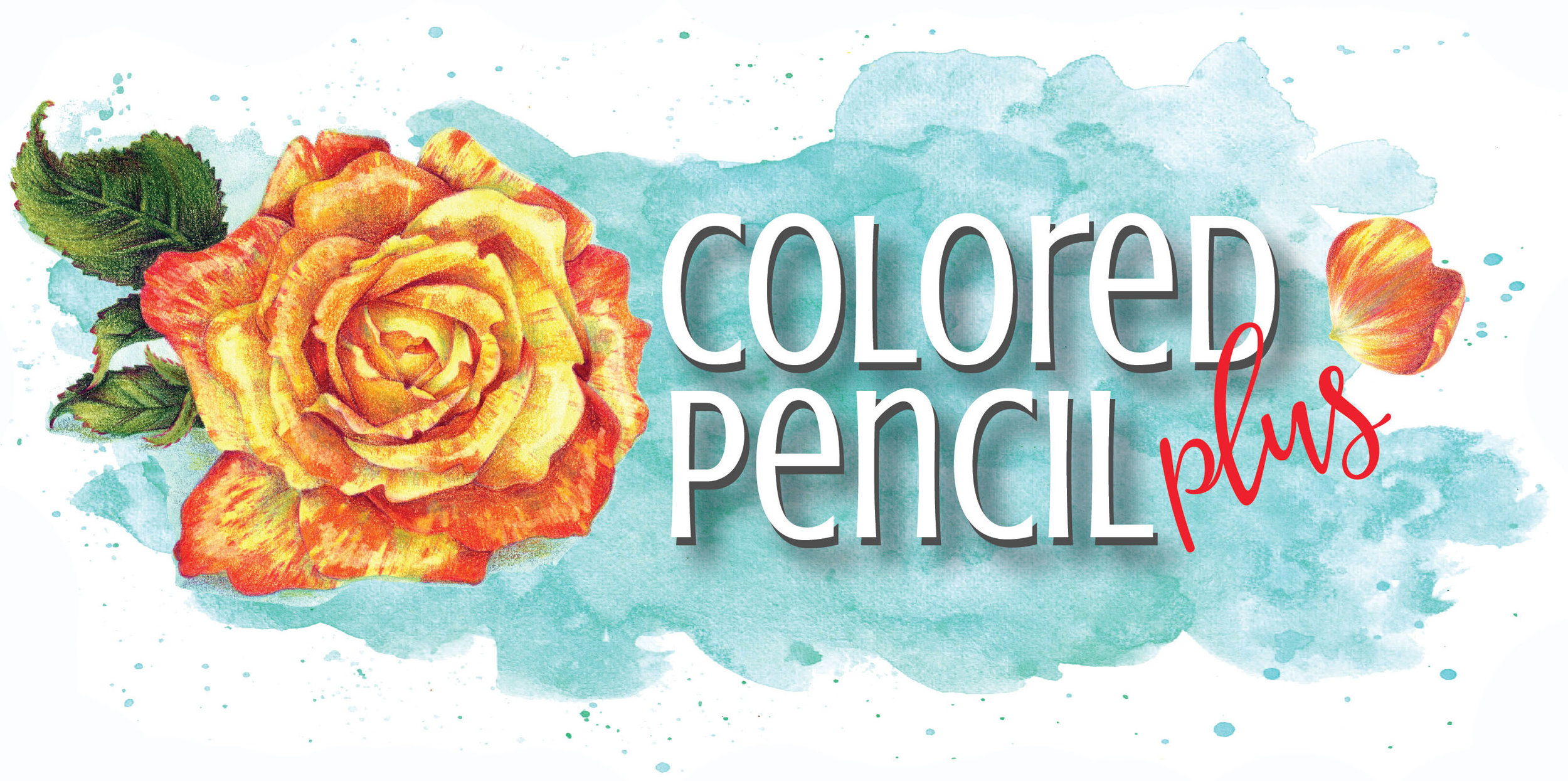 Learn to use colored pencil with artistry and amazing dimension. If you want to move beyond fill-in-the-blank style coloring, you need to ditch the crafty tutorials. Color like an artist! | ColoredPencilPlus.com