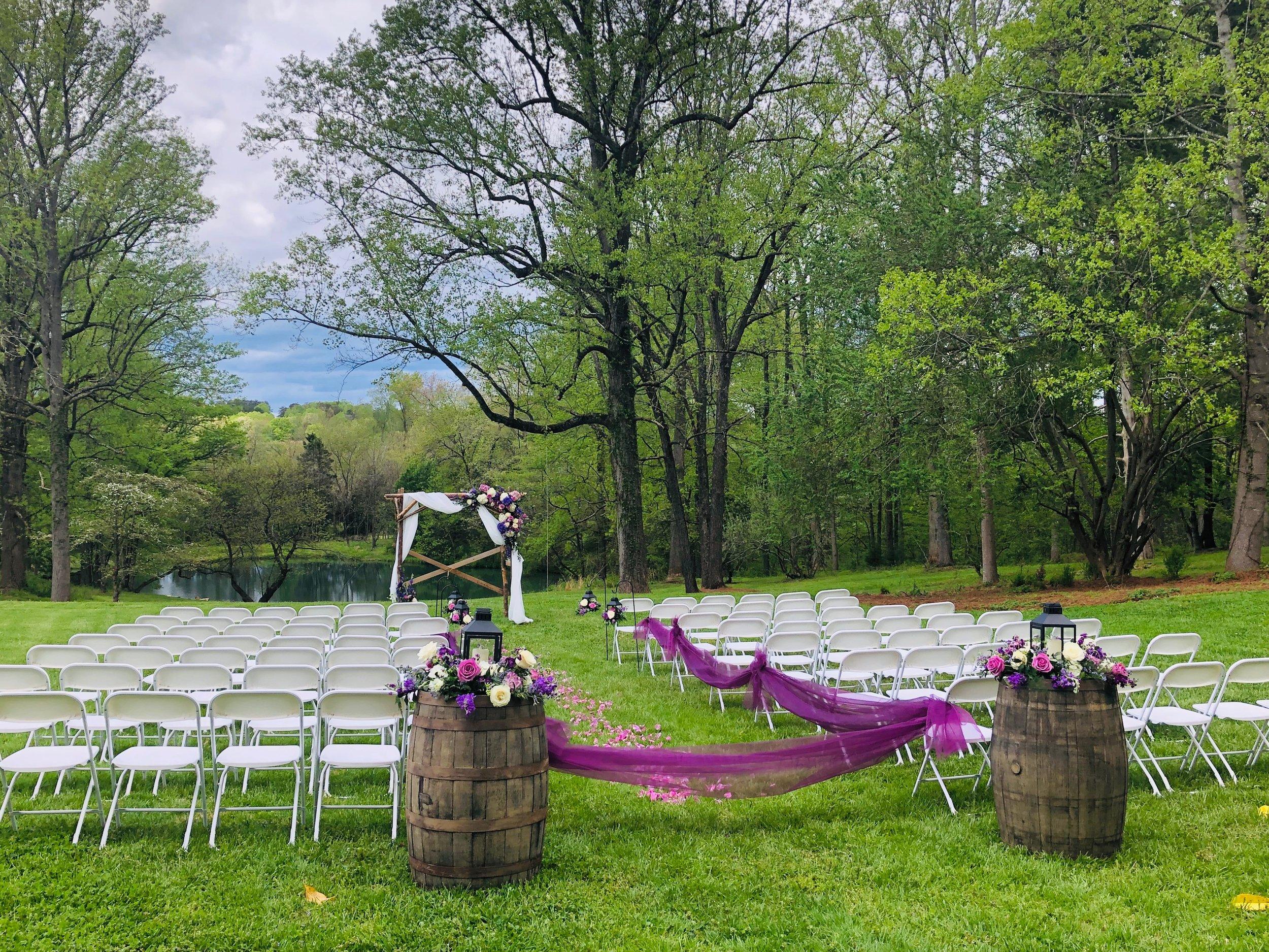 Weddings At The Historic Wedding Venue At Old Holler Farm Old Holler Farm