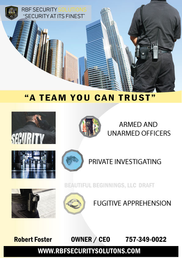 Corporate Marketing Flyer