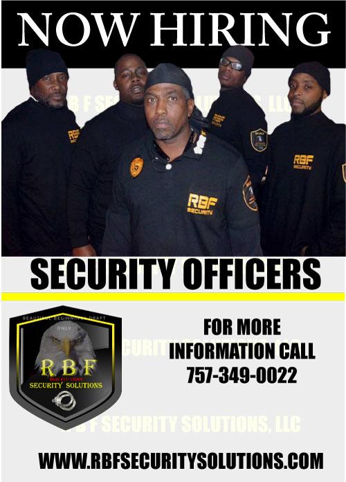 Hiring Flyer - Promotional