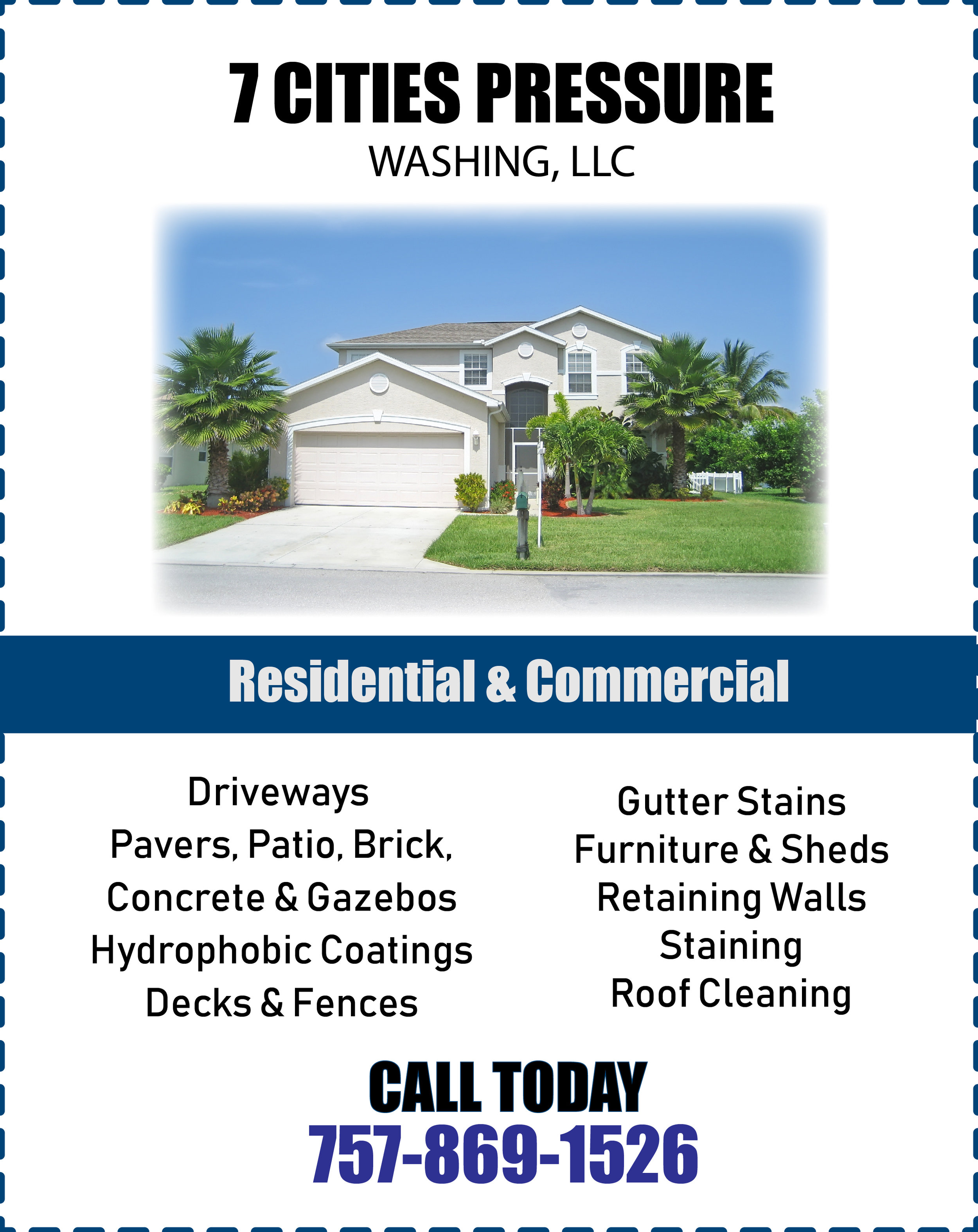 Marketing Flyer Corporate Commercial