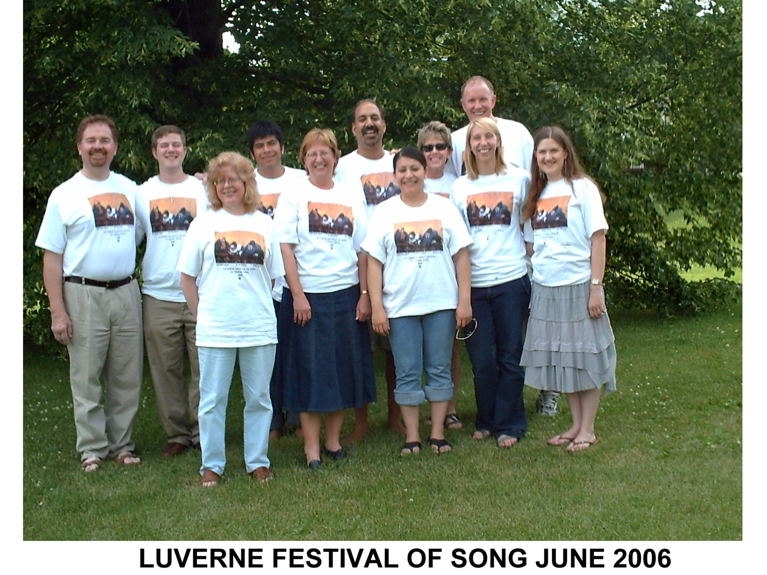 Song FestivaL Luverne, Iowa - Home of masterclasses, mentoring, and music collaborations.