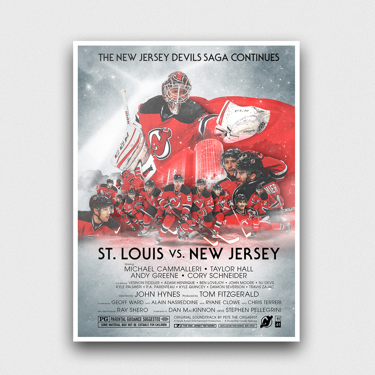 Limited Edition Poster