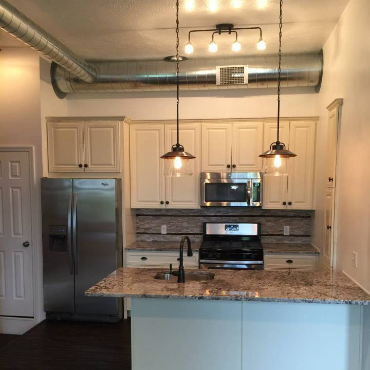 Steeltown Properties in Pittsburgh, Pennsylvania Offers Gourmet Kitchens with Stainless Steel Appliances, Granite Countertops, and Hardwood Cabinetry