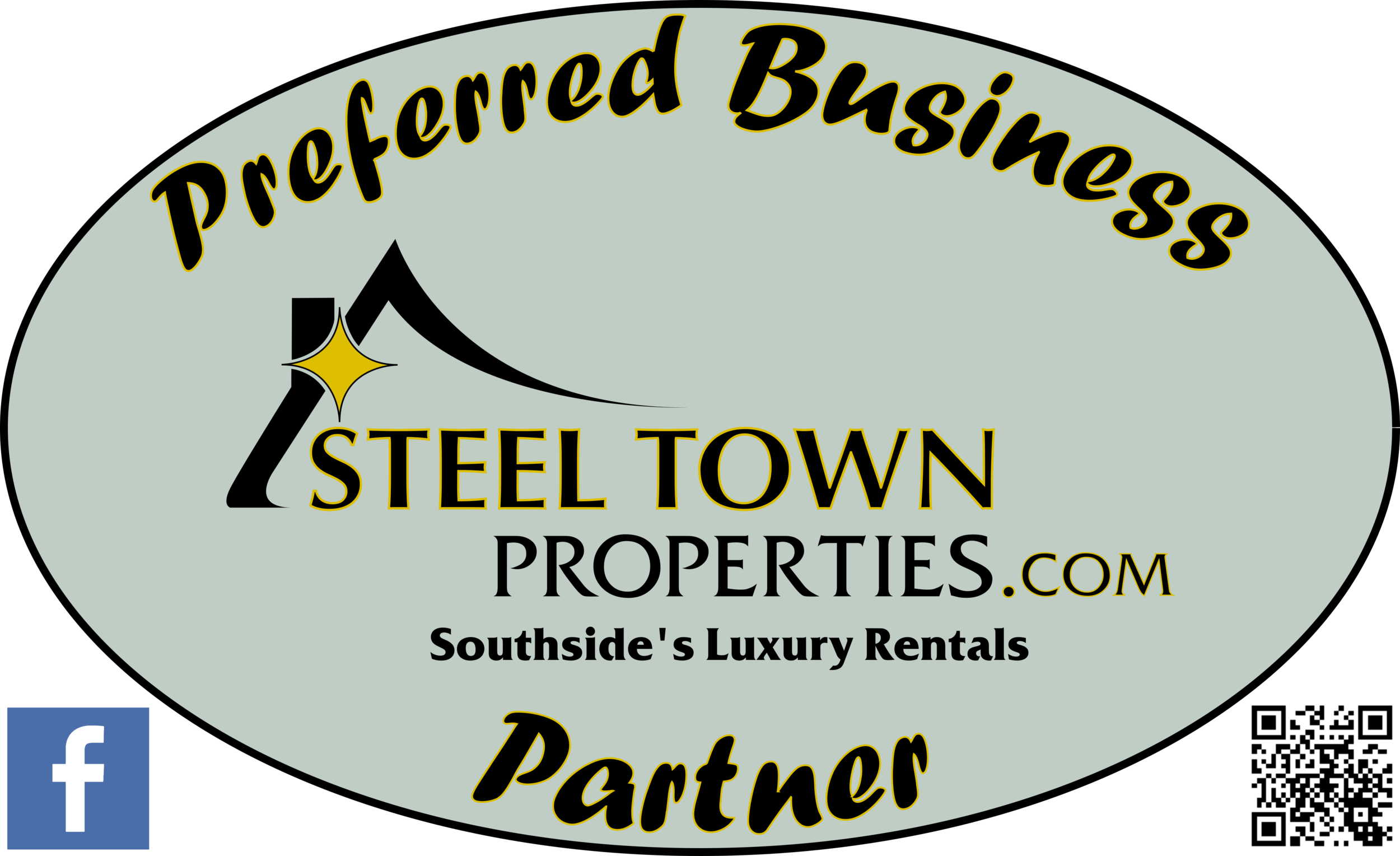 Luxury Rental Company Steeltown Properties in Pittsburgh, Pennsylvania values its Preferred Business Partners