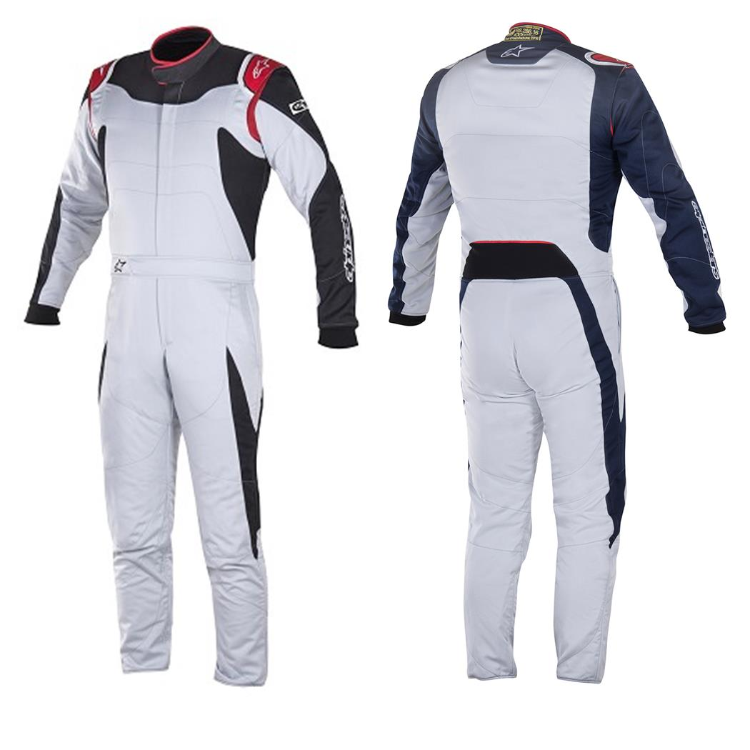 Racing Fire Suits >> Track First Fire Resistant Sfi Fia Certified Racing Suits Alpinestars Gp Auto Racing Suit