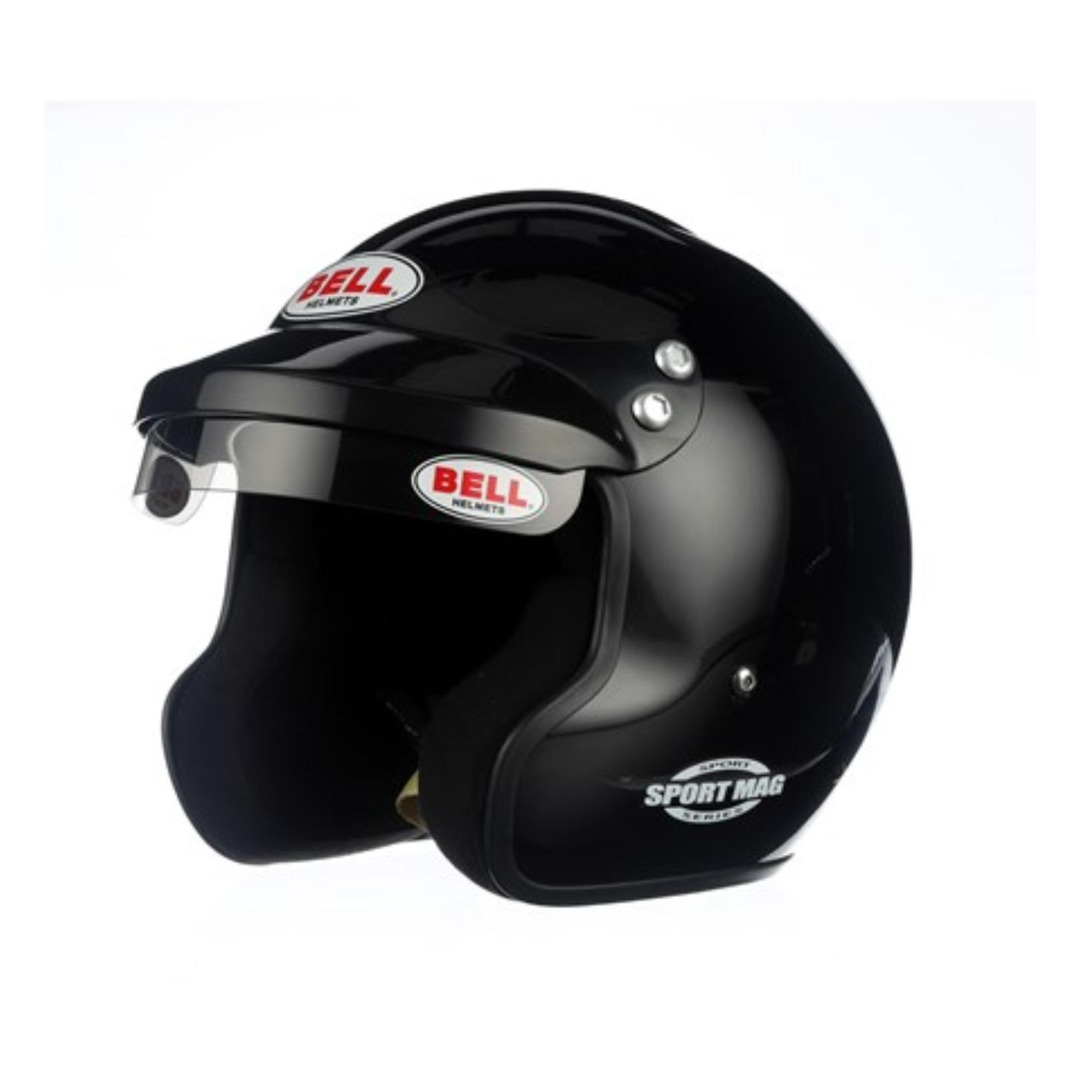 Bell Racing Helmets >> Track First Bell Helmets Bell Sport Mag Auto Racing Helmet