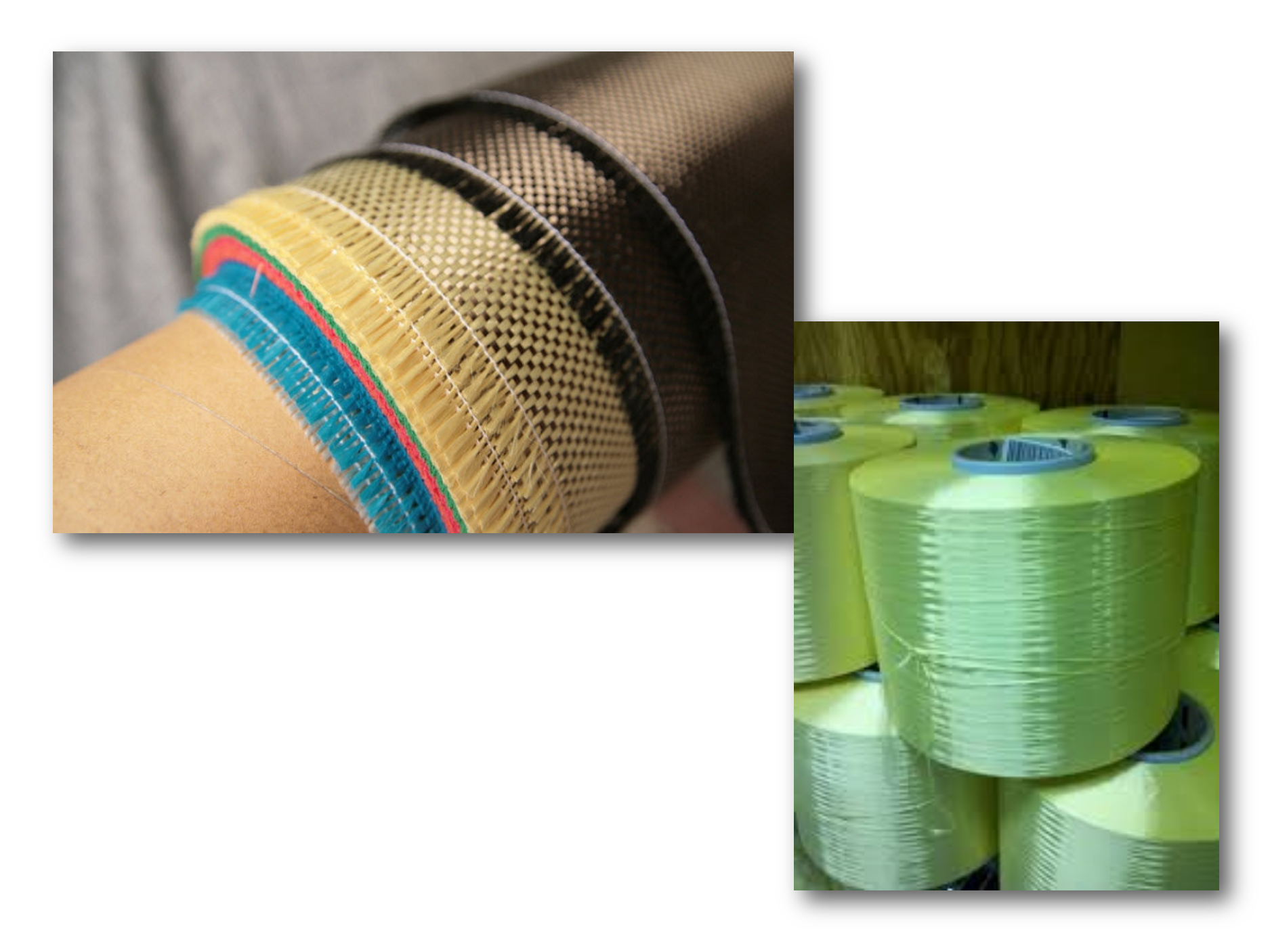 Aramid sheets - Aramid thread
