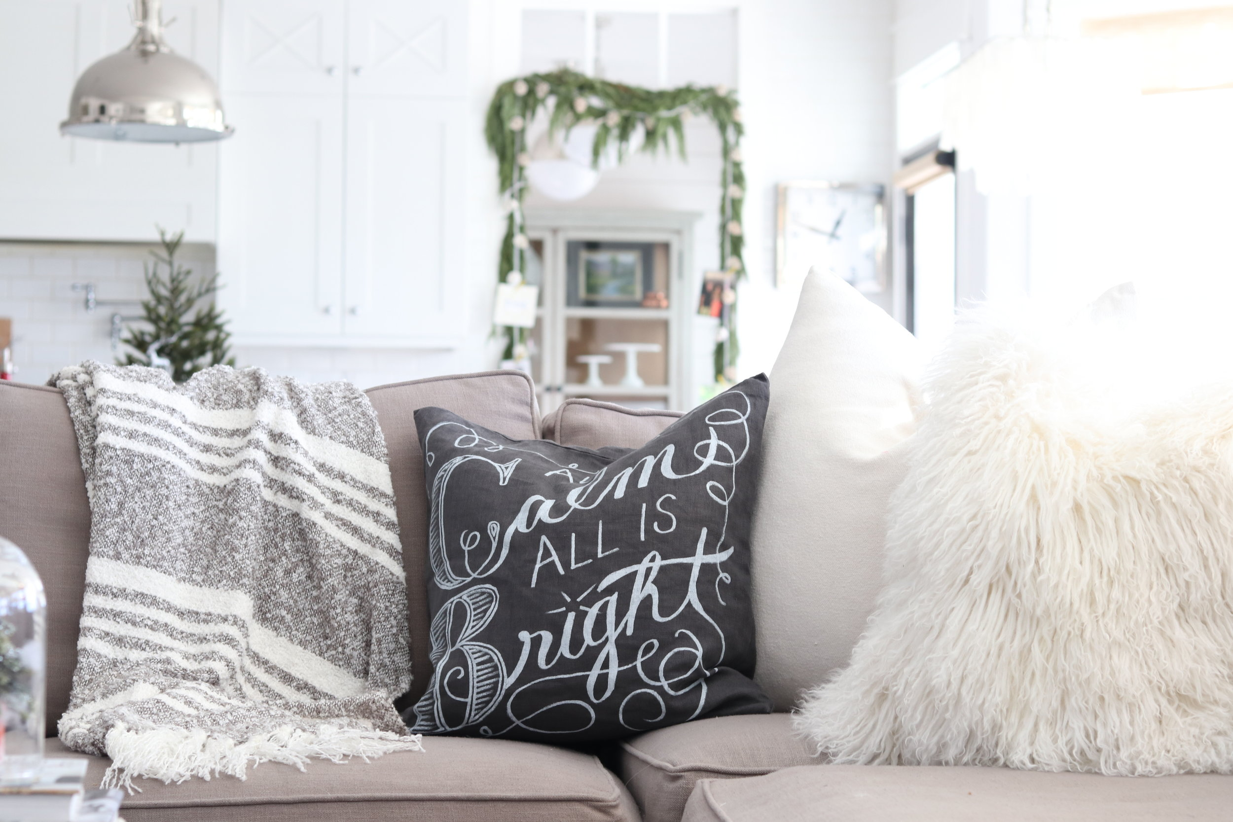 Who's ready for holiday movie marathons? Pillows, cozy throws and a Christmas movie reel on every channel? December is awesome sauce.