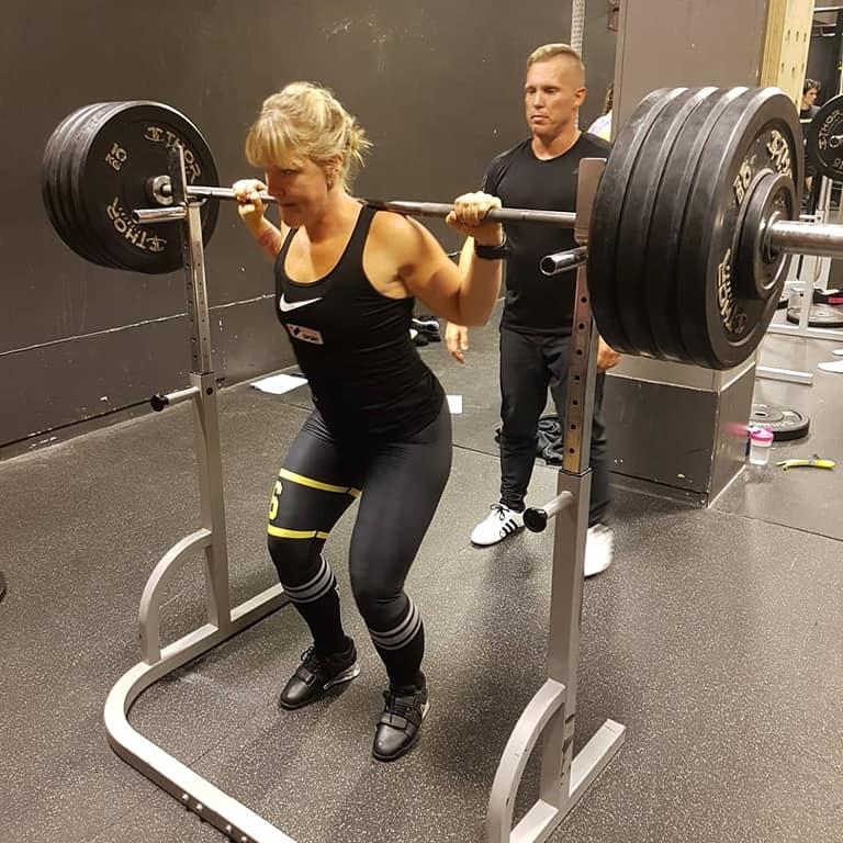 styrketräning personlig tränare
