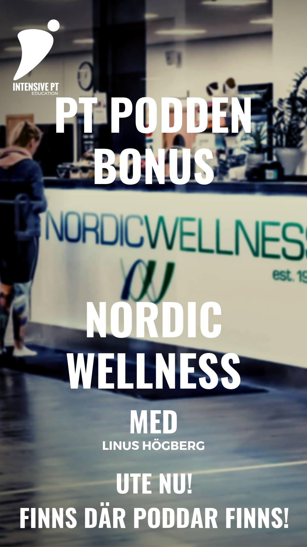 jobba på nordic wellness