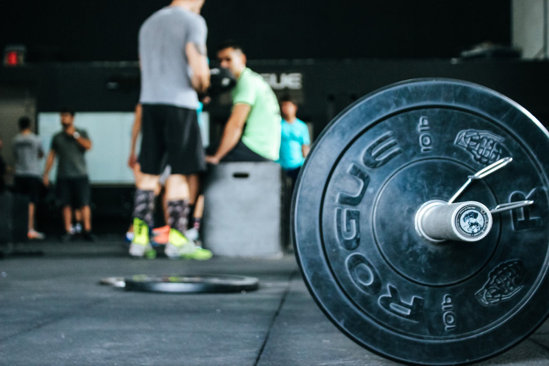 personlig träning crossfit