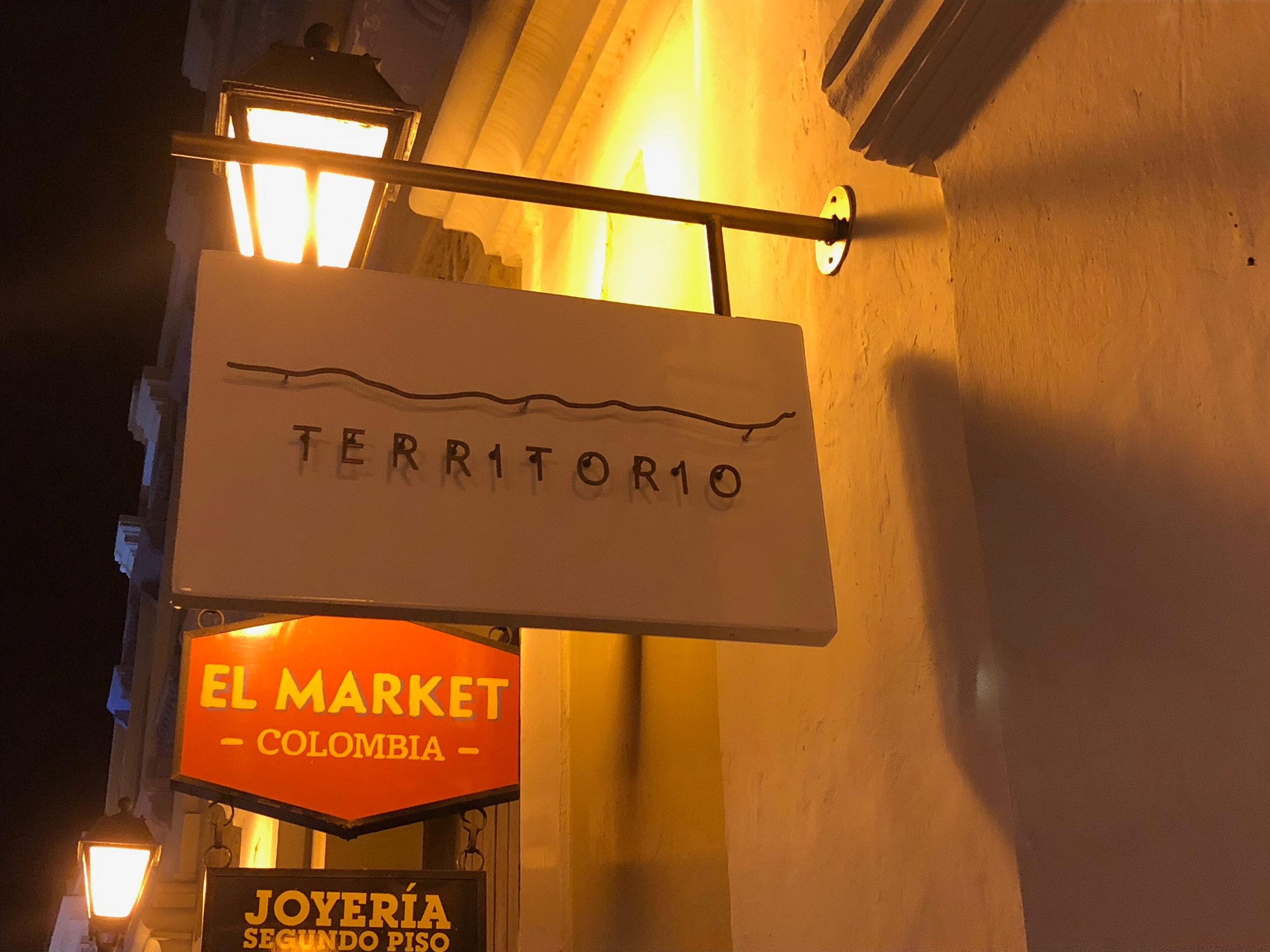 Territorio has three locations in El Centro. Two have high-end handcrafted items and one has beautifully intricate hand-made woven bracelets.