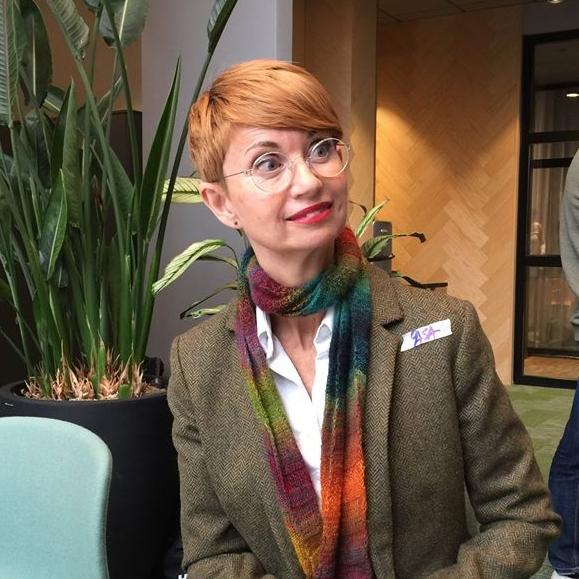 Åsa Silfverberg - Partner and Board Member at Hyper Island, Learning Designer & Facilitator at The Collaboration Lab