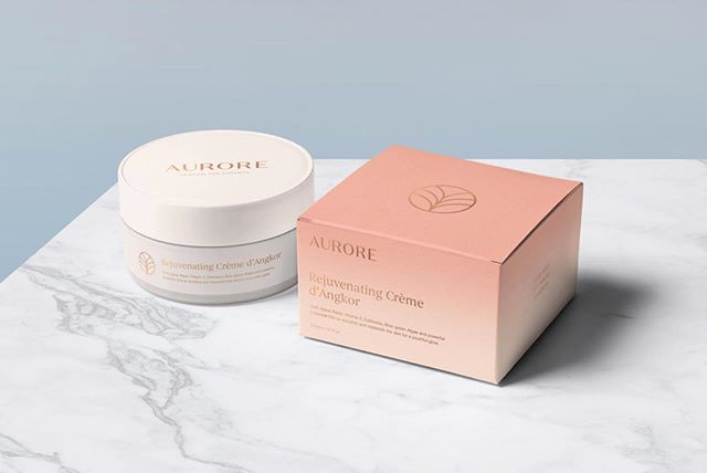 Although our Rejuvenating Cream D'Angkor is lightweight and fast absorbing in texture, it definitely still carries its weight in performance!   This product soothes irritated skin, boosts hydration in mature skin, provides core nutrients for skin vitality, and gives you a plump, dewy glow.✨  All of our products are: ⭐️Clean ⭐️Cruelty-free ⭐️Ethically-sourced ⭐️Compliant with EU cosmetics regulation  ⭐️Mineral oil free ⭐️Paraben-free ⭐️Powered by innovative Swiss-beauty technology ⭐️Phthalate-free  ⭐️Sulfate-free ⭐️Synthetic fragrance-free ⭐️Vegan   Throughout Aurore's year-long research & development phase, each product was meticulously created and tested to promote radiant, healthy skin that reflects your best self, inside and out.   Ready to embrace your goddess Aura?  Pre-order link in bio!💗