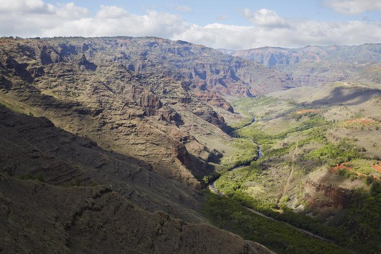 Kauai's  #Waimea Canyon (Hawaii)