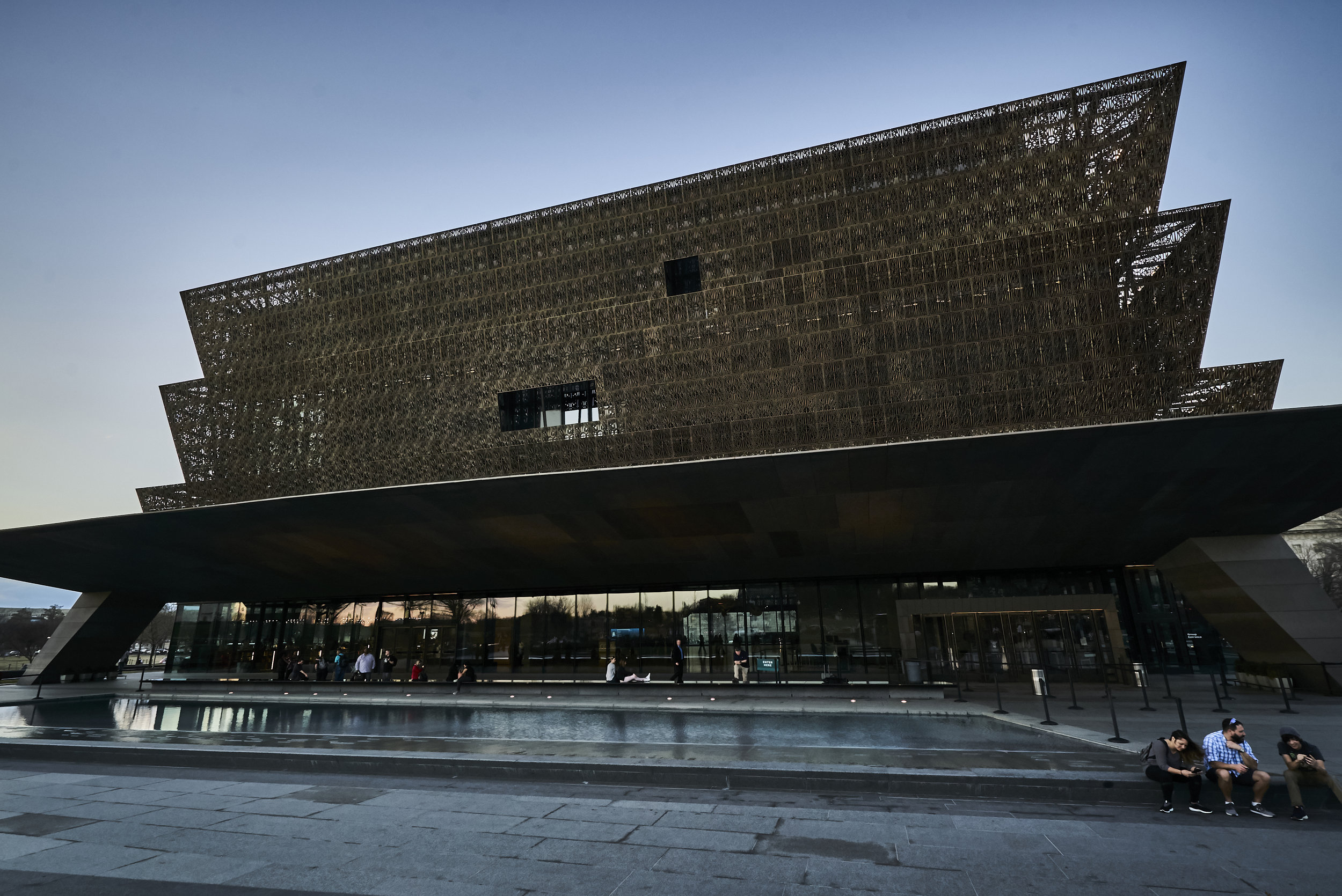 National Museum of African American History and Culture (Smithsonian, Washington, DC USA)