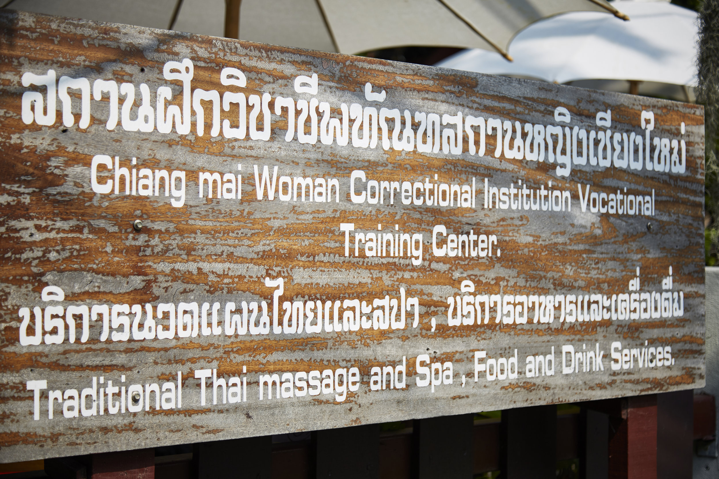 Chiang Mai's Correctional Institution and rehabilitation program for women prisoners