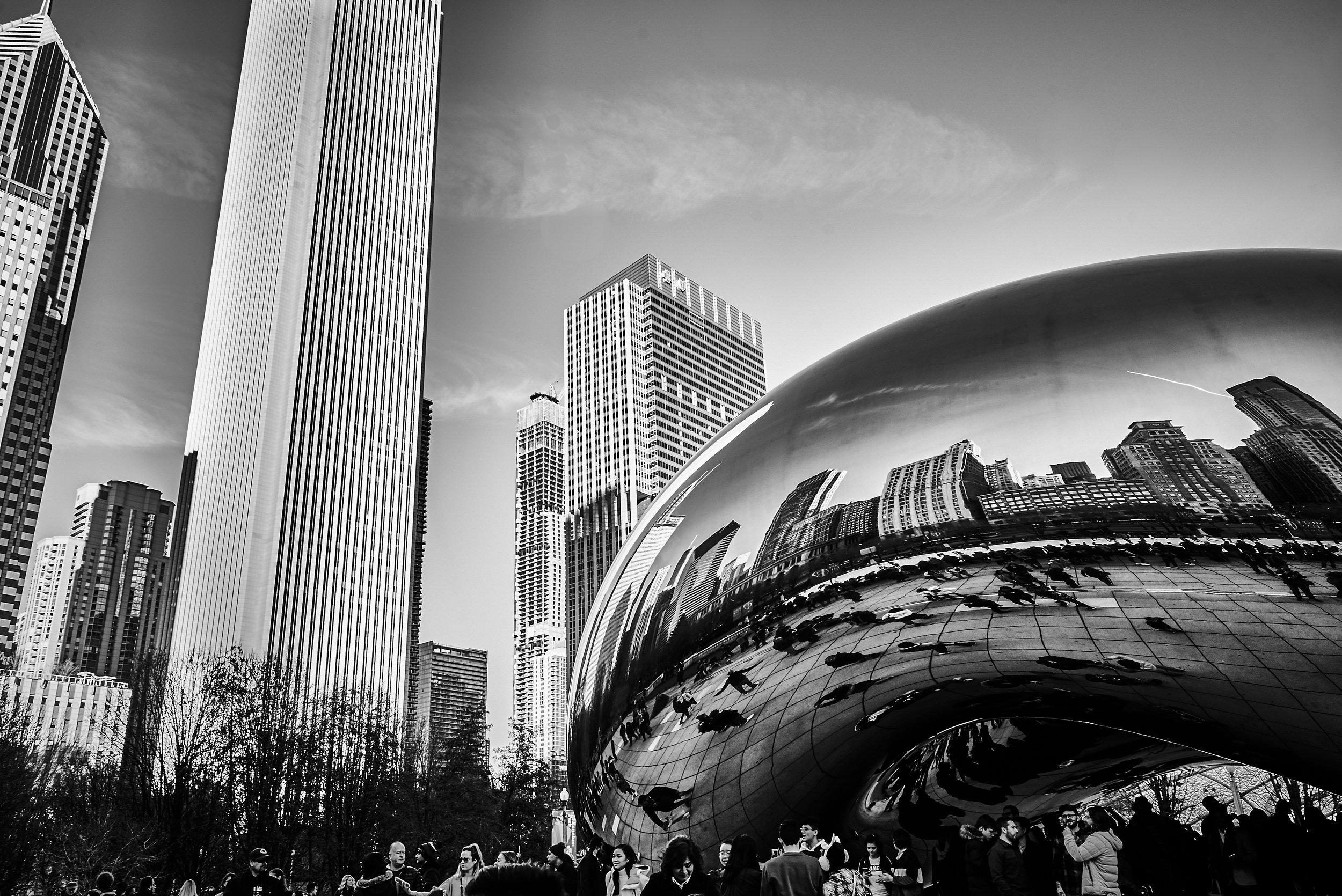 The Bean Chicago, IL