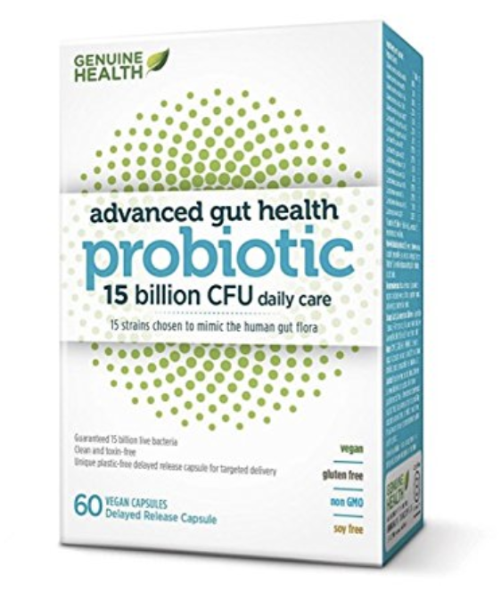 Probiotic 15 billion CFUs
