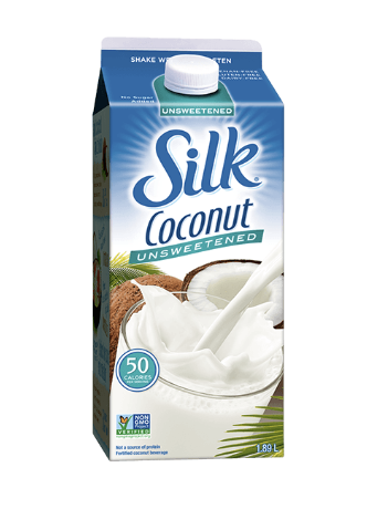 Coconut Milk - great for smoothies and lattes