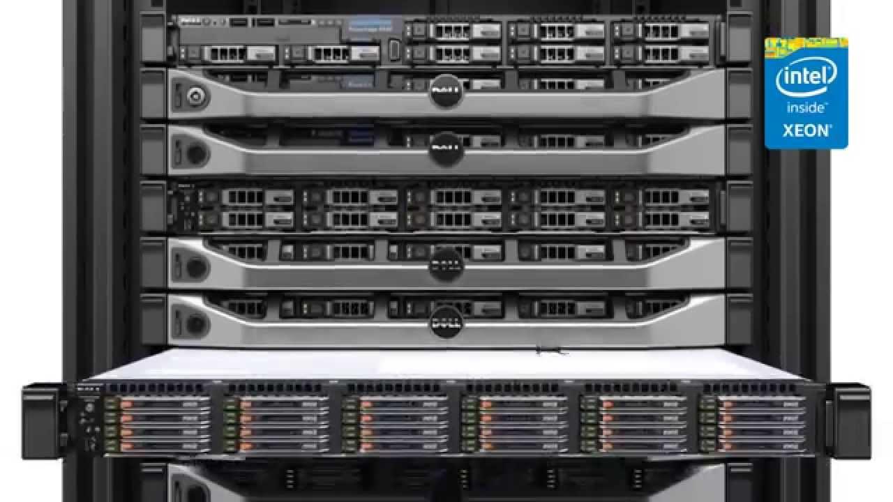 dell rack server