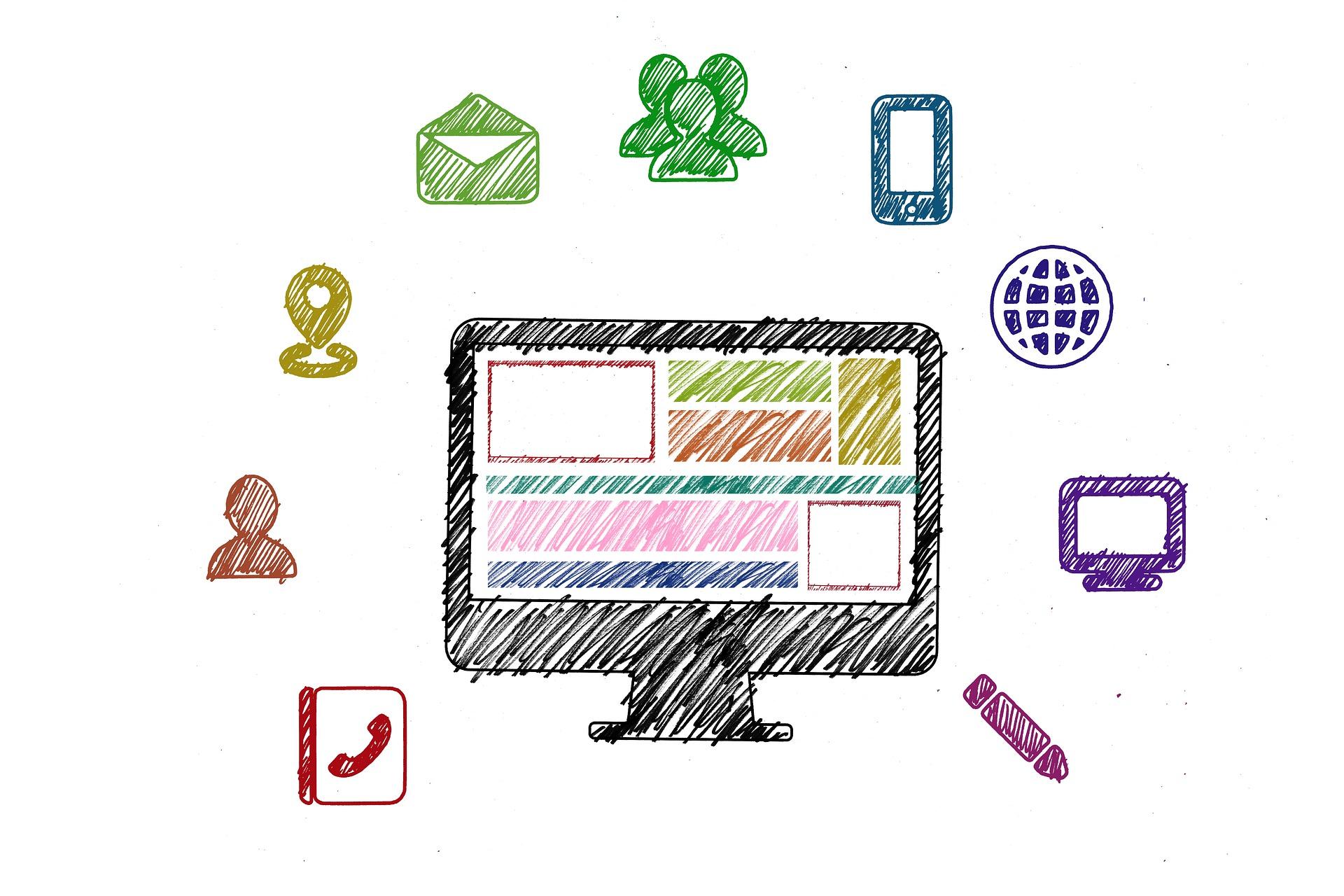 Website Management Columbia, SC