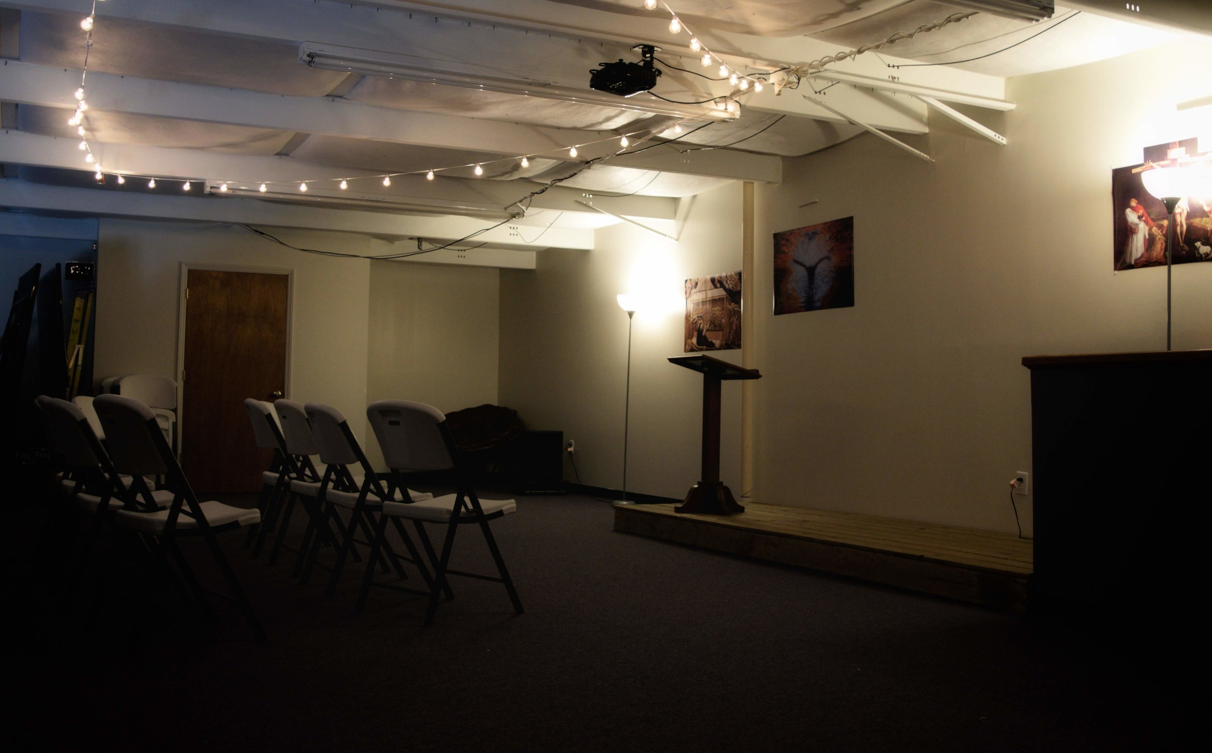 The Upper Room  -