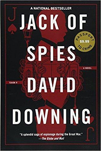<b>JACK OF SPIES(Book 1)</b>