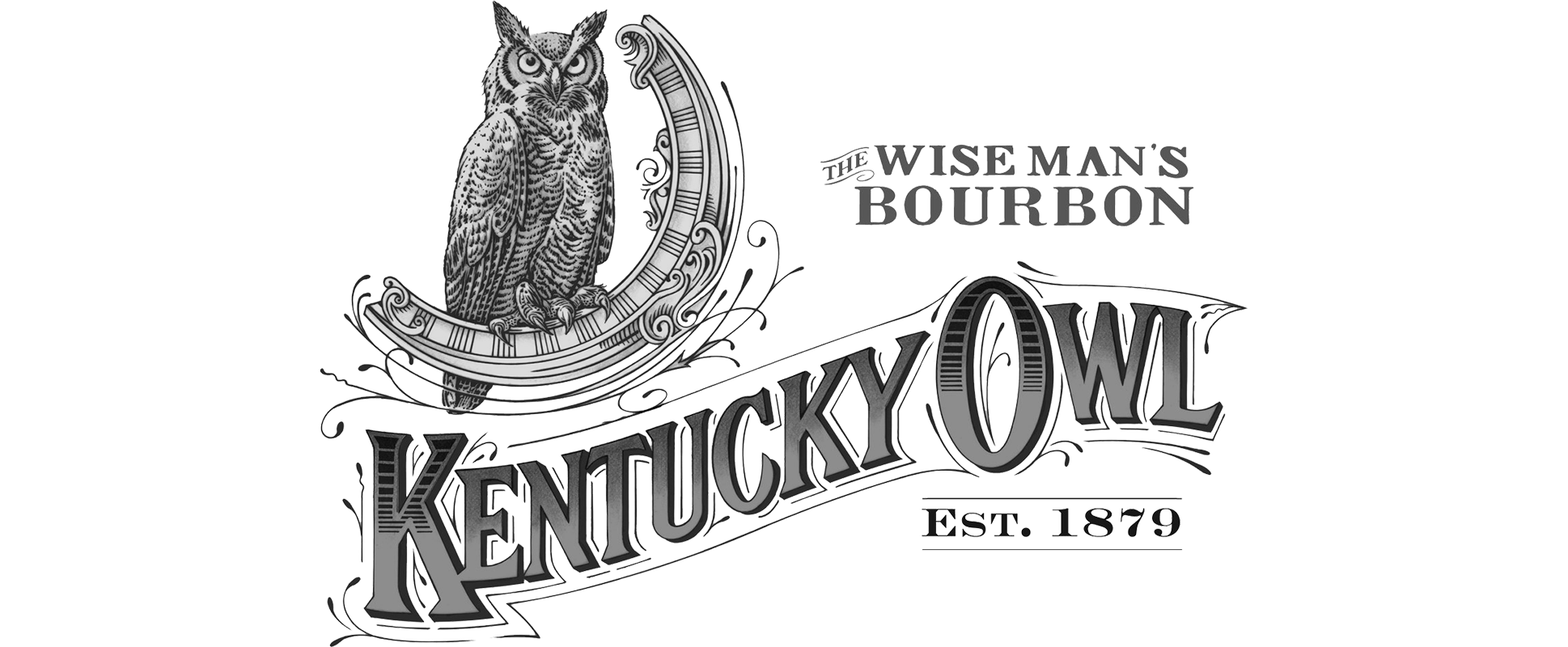 Kentucky Owl Bourbon logo