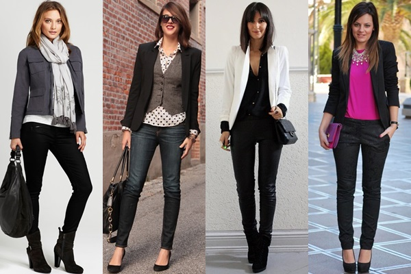 Outfits like this are required for our woman interning with SMF Models