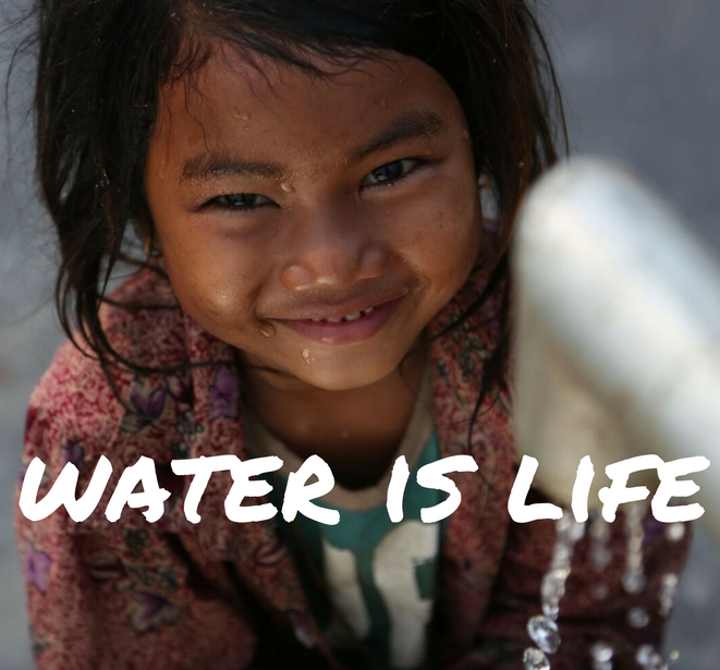 Water is Life, Neverthirst