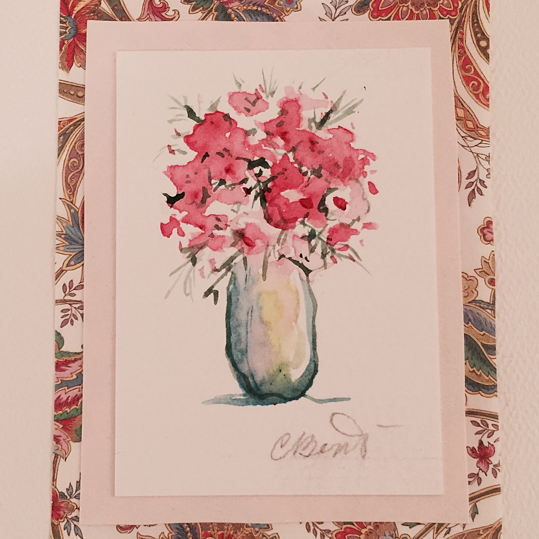 BLANK GREETING CARDS -