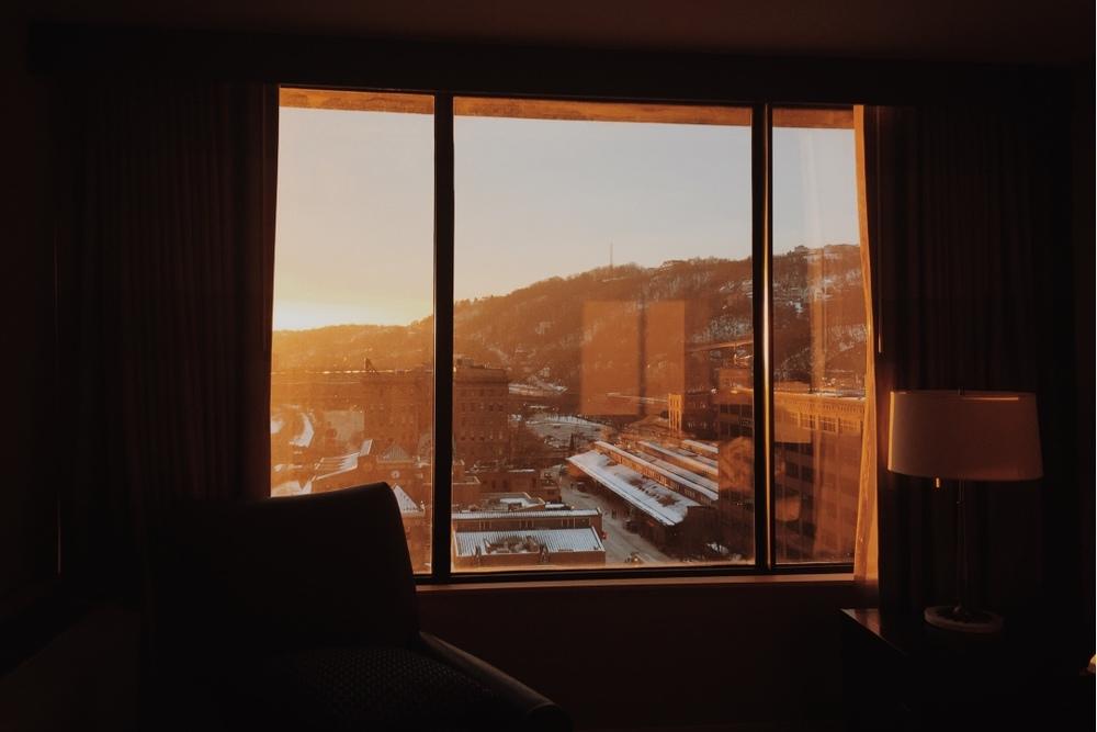 One last sunrise ...