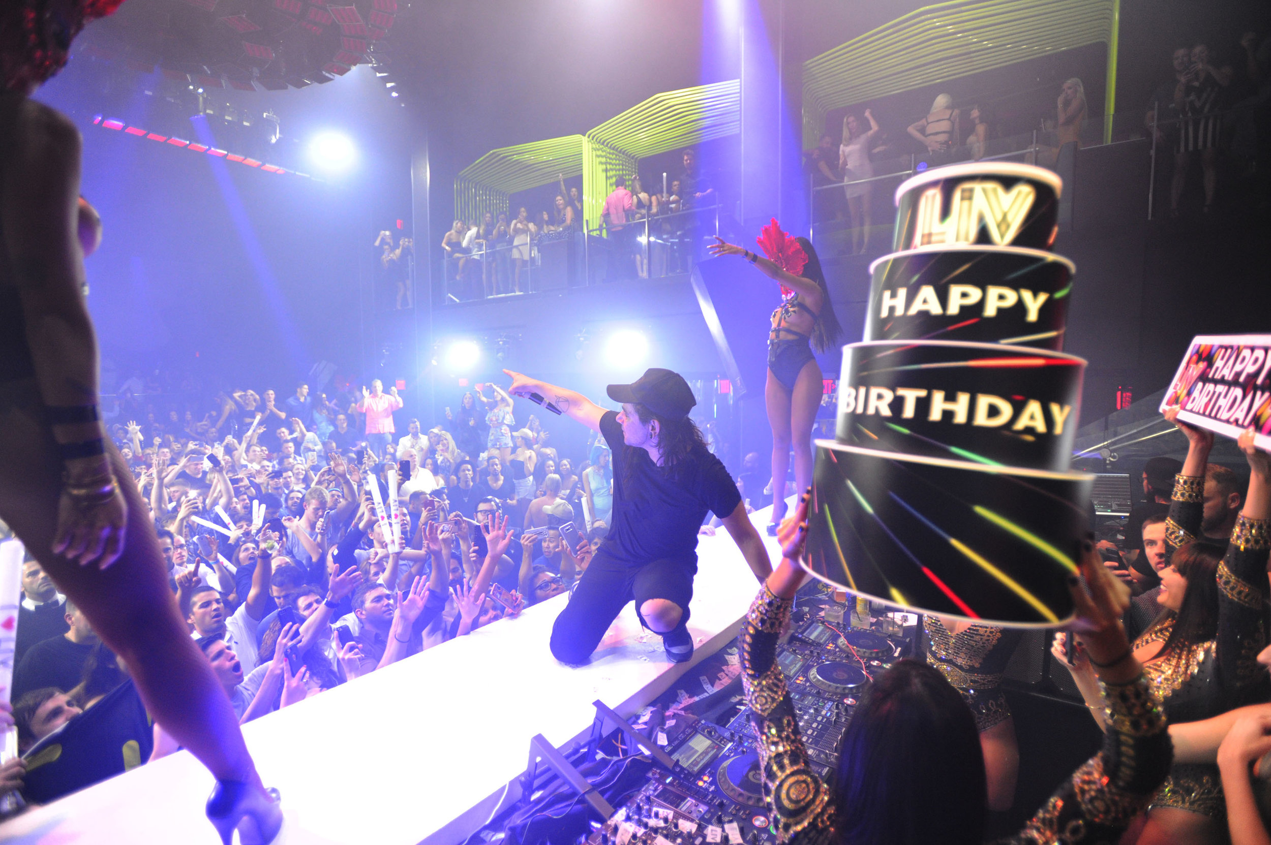 Miami Beach's LIV nightclub reopens after $10 million makeover