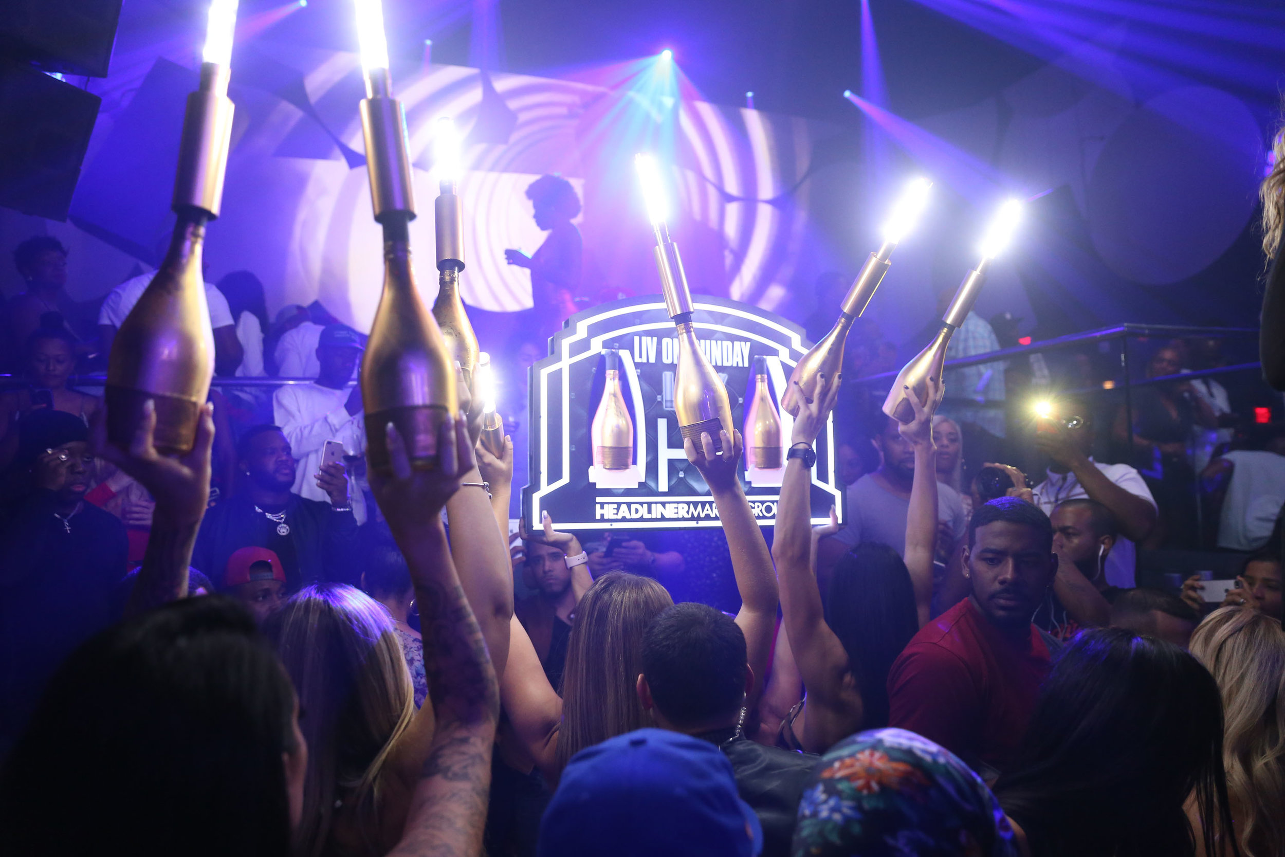 Celeb Sightings: LIV Reopens With DJ Khaled, Jeezy And More