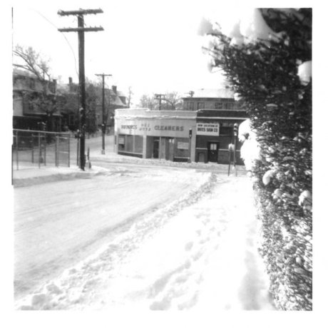 A vew down Lamartine Street towards Green St. Photograph courtesy of Brian Frost.